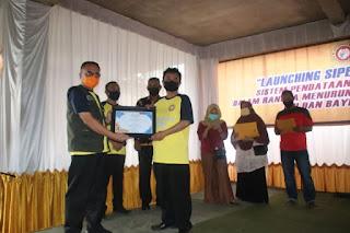Wujudkan Pelayanan Prima, Kecamatan Cikembar Launching Sipendawa Nitis