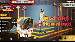 Garena Free Fire Mod App
