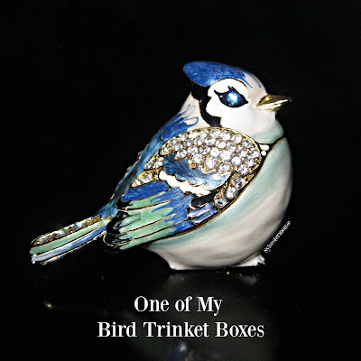 Bird Trinket Box