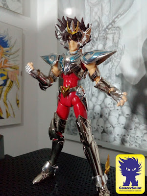 Seiya de Pegaso Heaven Chapter Myth Cloth