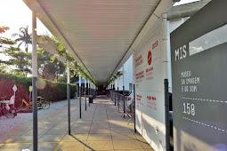 Museu da Imagem e do Som - MIS-SP (entrada)