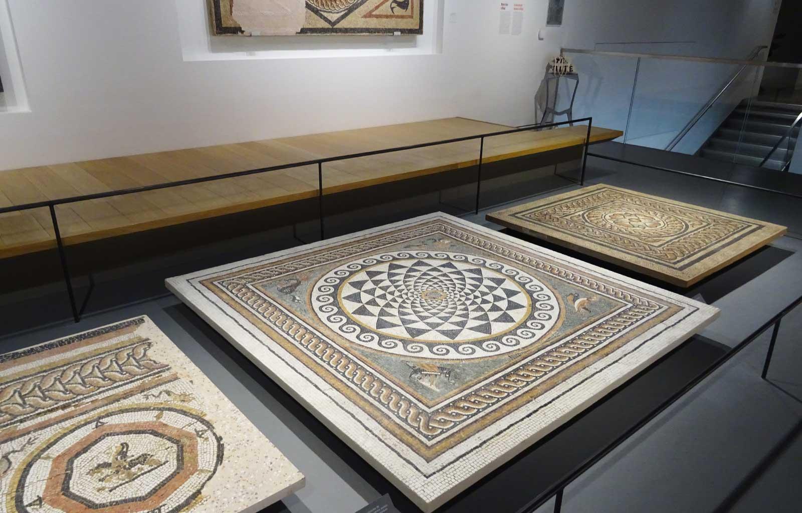 nîmes musée de la romanité