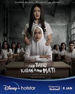 Aku Tahu Kapan Kamu Mati 2020 Indonesia Hadrah Daeng Ratu Natasha Wilona Ria Ricis Al Ghazali  Horror
