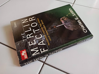 7 Buku The Merlin Factor by Charles E. Smith