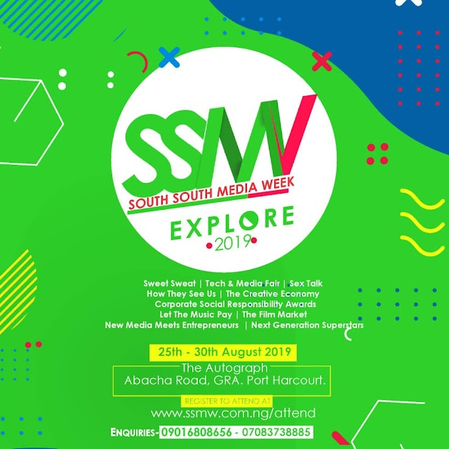 South South Media Week Returns with its Second Edition, Announces Official Event Schedules.