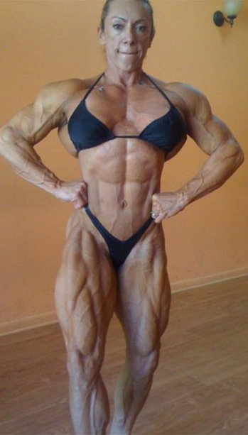 Yaxeni Oriquen - Ms. Internationel and Ms. Olympia, IFBB Pro Bodybuilder