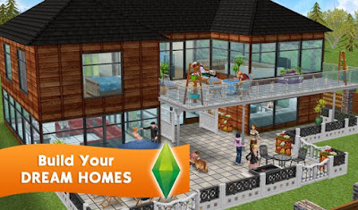 The Sims FreePlay Apk v5.21.0 Online (Mod Money/LP/Social Points)