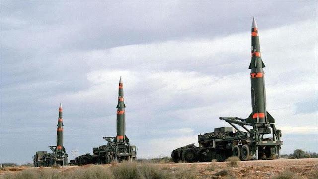 EEUU fija el 2 de febrero como fecha de su salida del Tratado INF