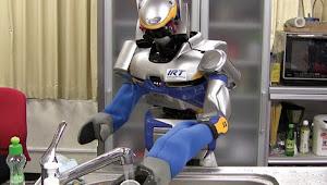 Luar Biasa Kuri, Robot Pelayan dengan Segudang Kemampuan