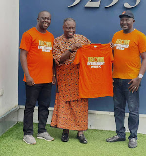 NEWS: DRINK FROM THE FOUNTAIN OF KNOWLEDGE, AS ANIEKPENO MKPANANG SPEAKS AT IBOM ENTERTAINMENT ROUNDTABLE