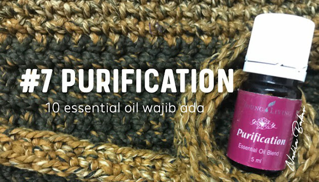 essential oil purification young living