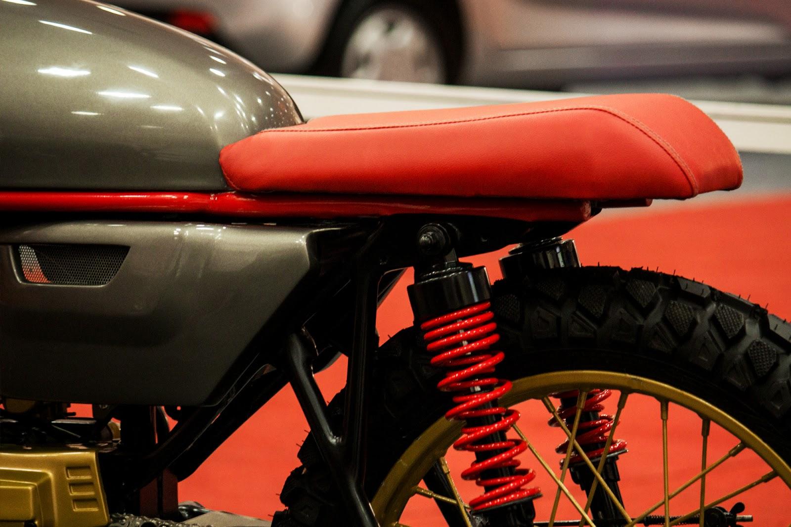 Yamaha Rx100 Cafe Racer Parts   Reviewmotors co