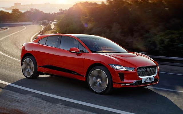 Jaguar I - Pace phiên bản 2020 với nhiều nâng cấp là chiếc xe đáng để đầu tư