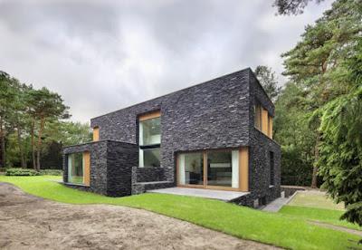 stone style house 10