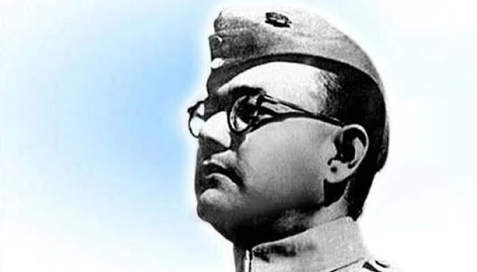 Subhas Chandra Bose, Short Paragraph of Subhas Chandra Bose - নেতাজি সুভাস চন্দ্র বোস