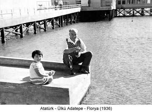 Atatürk Ülkü 1936 Fotoğraf