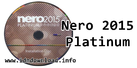 Nero 2015 Platinum 16.0.03 Final Repack (Pre-Activated) ภาษาไทย