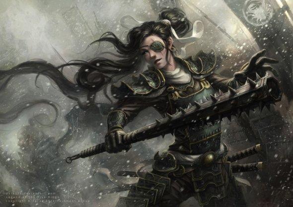 Wen Juinn Png deviantart ilustrações fantasia games mulheres
