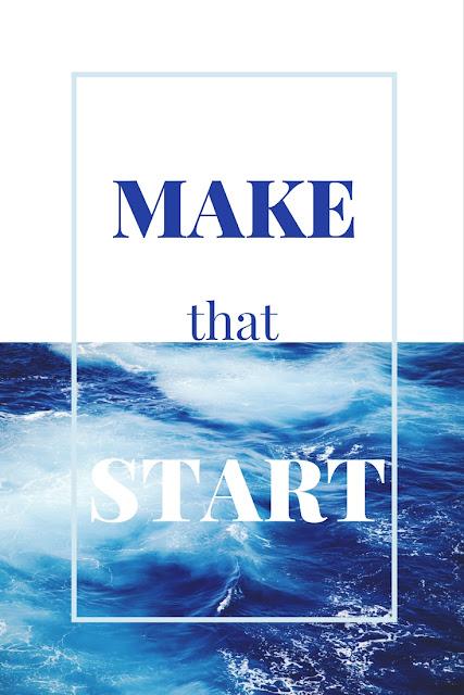 Make that Start!