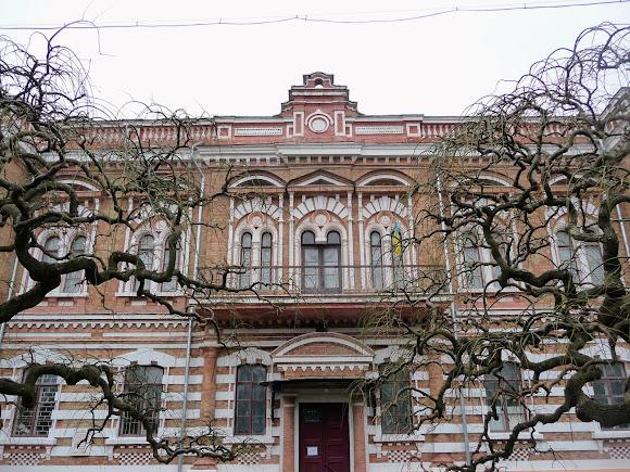 Білгород-Дністровський. Колишня земська управа