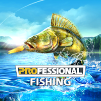 Professional Fishing Unlimited (Golds - Money) MOD APK