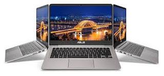 Laptop asus terbaru zenbook ux410uq
