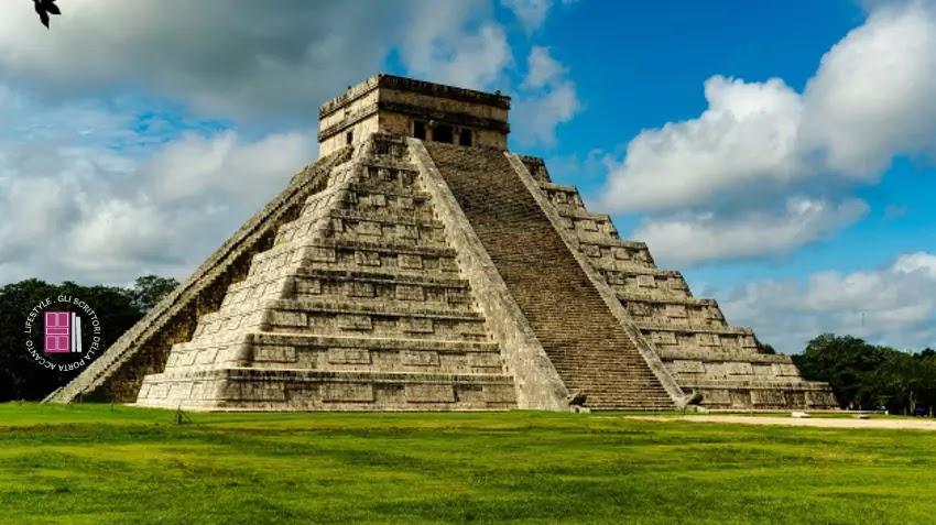 Chichén Itzá nella penisola dello Yucatán, in Messico
