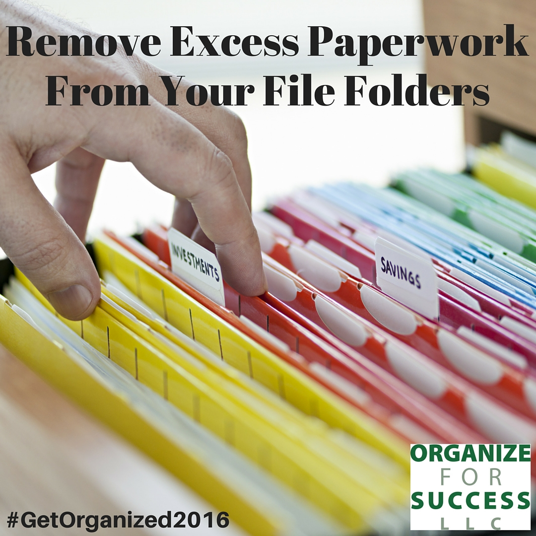 tips to organize for success organize your paper files
