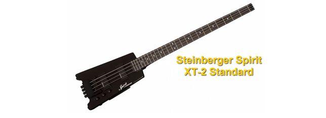 Bajo Steinberger Spirit XT-2