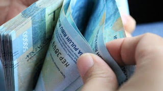 uang deposit hotel