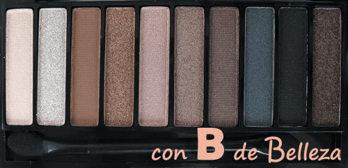 Sombras lowcost Naked