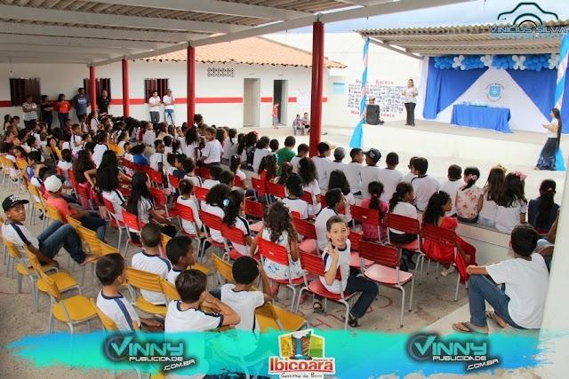 Ibicoara: Escola Municipal Alberto Santos Dumont comemora 25 anos de fundação