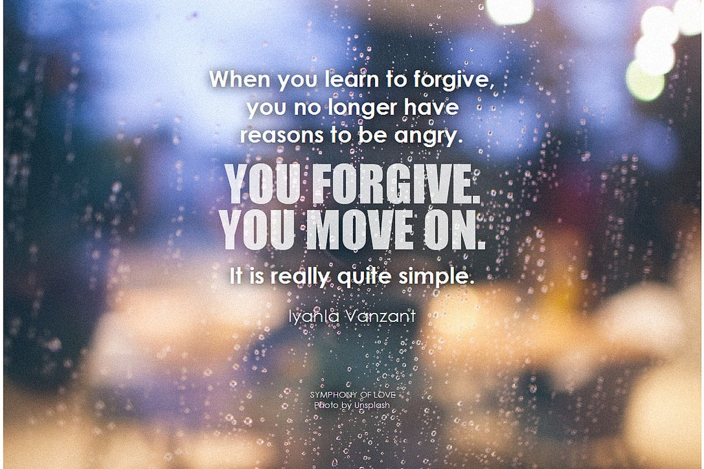 when not to forgive essay The importance of forgiveness  i have noticed this because i have been looking back on some of the people i thought i would never forgive and  they were not.