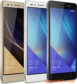 Huawei Honor 7 Recorded 9 Million Pre-order