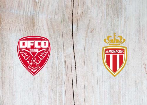 Dijon vs Monaco -Highlights 22 February 2020