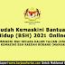 Cara Mengemaskini Bantuan Sara Hidup (BSH) 2021 Online / Manual