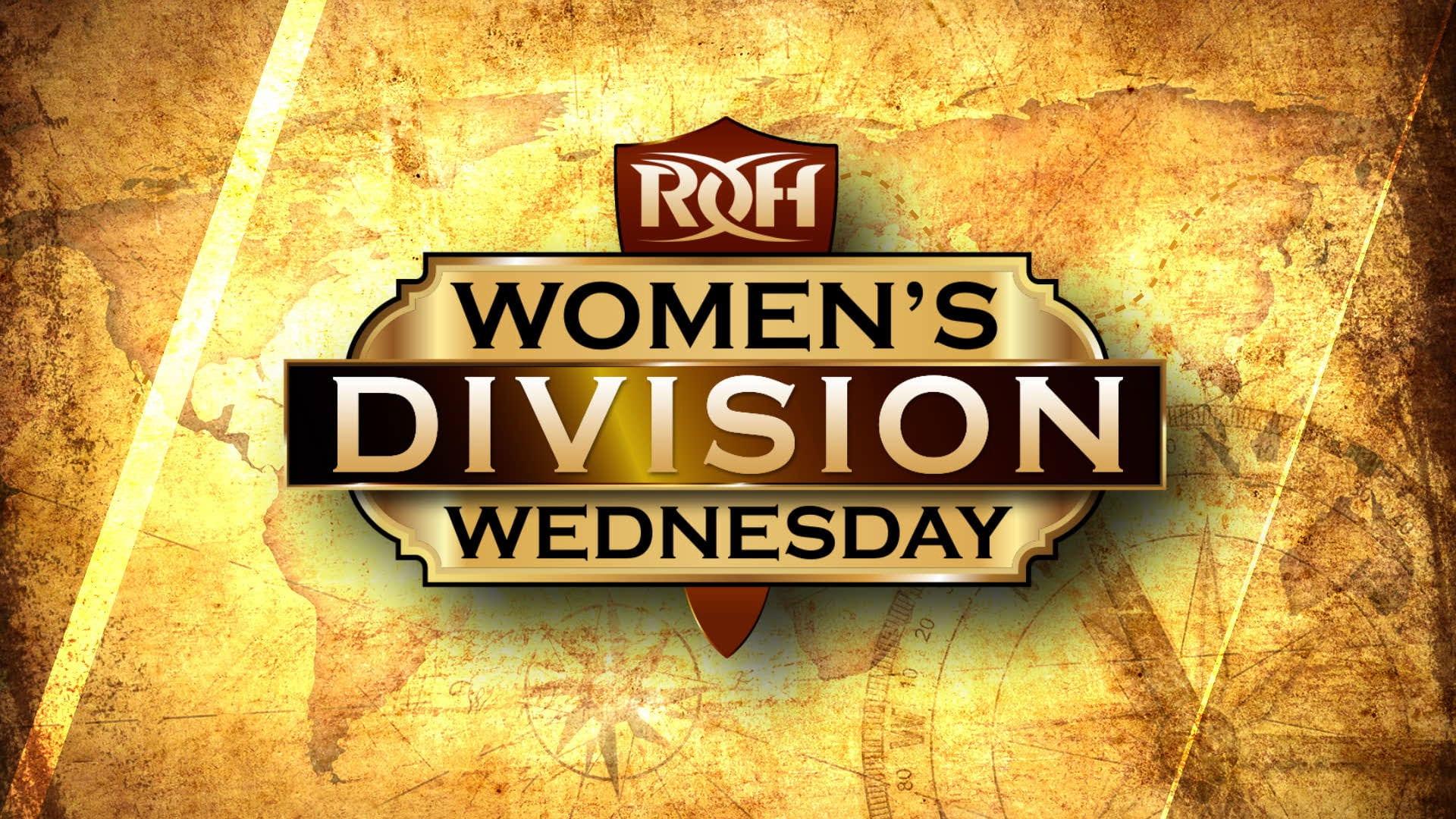 Lutadoras assinam novos contratos com a ROH