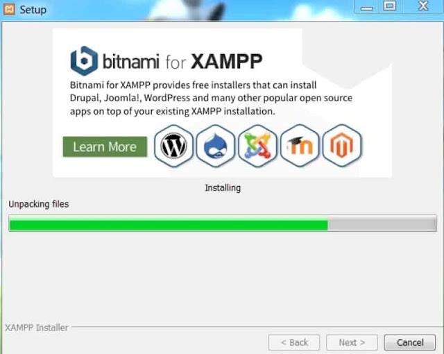 Cara Instal XAMPP - 5