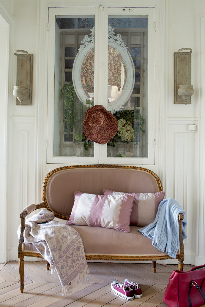 French-Inspired Interior Design