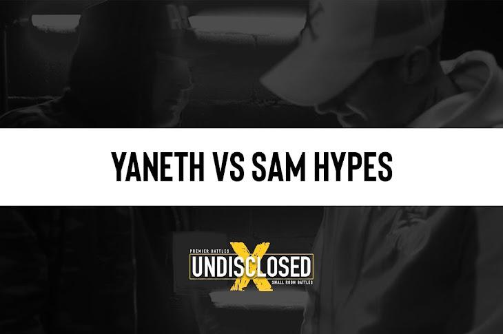Premier Battles Presents: Yaneth vs Sam Hypes