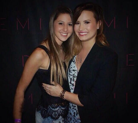 demi lovato meet and greet 2014 uk