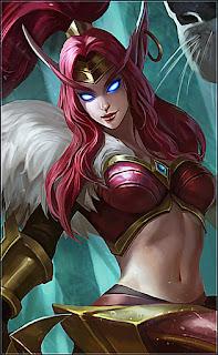 Irithel Jungle Heart Heroes Marksman of Skins V3