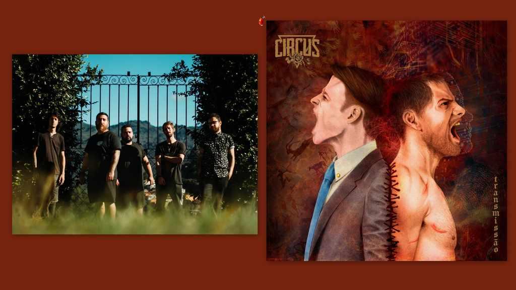 """Circus - """"Transmissão"""" - Álbum tem participações de membros do Dead Fish, Bullet Bane, Cefa, Bayside Kings, NDR e do rapper Marcão Baixada"""