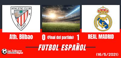 Ath. Bilbao vs Real Madrid