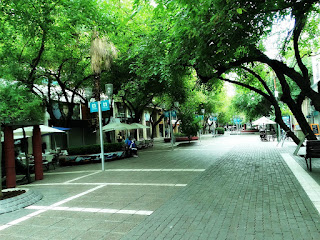 Peatonal Sarmiento, Mendoza