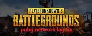 pubg network lag