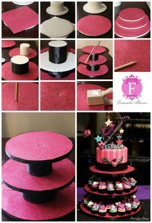 color rosa y negro