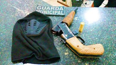 Guarda Municipal apreende menor suspeito de planejar assaltos em Chapadinha