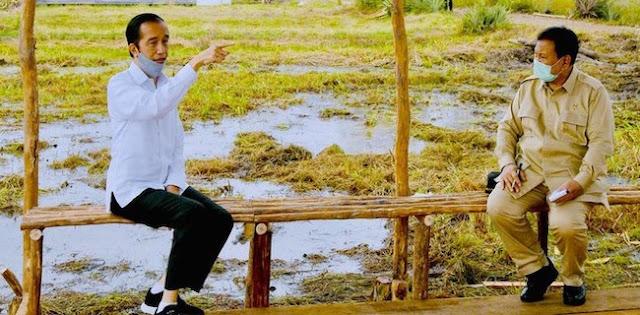Kasihan Pak Prabowo