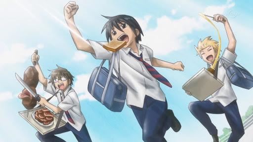 rekomendasi anime comedy terbaik